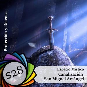 Canalización San Miguel Arcángel